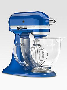 KitchenAid Artisan Series Tilt-Head Stand Mixer    This is perfect for my brother who loves to cook for his wife!