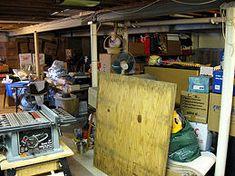 Organize a Basement - wikiHow