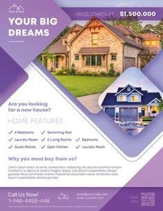 Download the Free Real Estate PSD Flyer Template! - Free Business Flyer, Free Corporate Flyer, Free Flyer Templates, Free Real Estate Flyer - #FreeBusinessFlyer, #FreeCorporateFlyer, #FreeFlyerTemplates, #FreeRealEstateFlyer - #Ad, #Business, #Company, #Corporate, #Design, #Minimal, #Office, #Promotion, #RealEstate