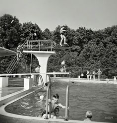 Old school public pool....so many good memories!!