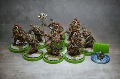 Image result for blood rage ram clan