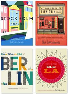travel guides by Herb Lester Associates.