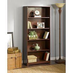 Cabot 5 Shelf Bookcase