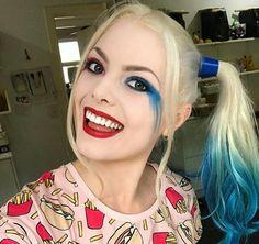 Harley Quinn Halloween, Harley Quinn Cosplay, Joker And Harley Quinn, Marvel Dc, Laura Gilbert, Joker Outfit, Harle Quinn, Deadpool, Roland Barthes