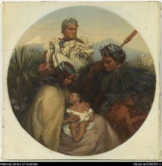 Maori People, Family History, New Zealand, Dance, Traditional Outfits, Portraits, Painting, Indian, Image