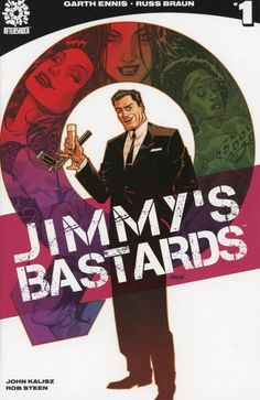 Jimmy`s bastards # 1 ennis
