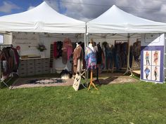 Finished set up at the Herts Town and Country Show.