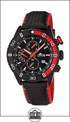 b728484e0448 Lotus 15790 3 - Reloj analógico de cuarzo para hombre