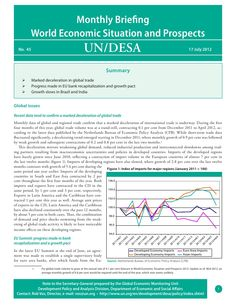 by Department of Economic and Social Affairs (UN DESA) via Slideshare Global Economy, Public, World, The World