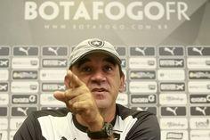 BotafogoDePrimeira: Ricardo Gomes confirma Neilton e Salgueiro como ti...
