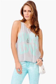 #Necessary Clothing       #love                     #Simple #Love #Tank #Grey                           Simple Love Tank - Grey                             http://www.seapai.com/product.aspx?PID=40570