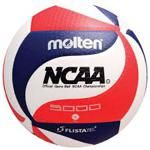 Molten FLISTATEC Volleyball - Official NCAA Men's Volleyball, Red/White/Blue Official Volleyball of the NCAA Men's Championships FLISTATEC Flight Stability Technology Premium micro-fiber composite cover Nylon wound Indoor use, warranty Molten Volleyball, Volleyball Gear, Volleyball Designs, Game Of The Day, Sports Uniforms, Good Grips, Soccer Ball, No Equipment Workout, Indoor
