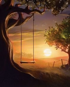 A lost friend by e-will Digital Art / Drawings & Paintings / Landscape