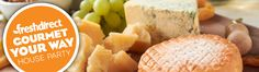 Free FreshDirect Gourmet House Party pack for select states-