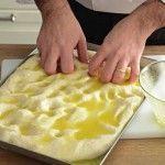 La focaccia salata secondo lo chef della Prova del cuoco