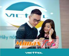 Đăng ký gói 3G MimaxTet Viettel đón Tết Đinh Dậu 2017