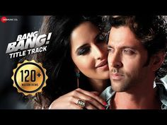 Probably this is the best Hrithik Roshan dance performance, presenting the full video of 'Bang Bang Title Track' from the movie BANG BANG! starring Hrithik R. Katrina Kaif, Down Song, Youtube Songs, Party Songs, Carole Lombard, Clark Gable, Lauren Bacall, Hrithik Roshan