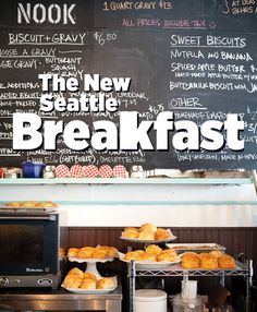 Where to get your breakfast fix in Seattle