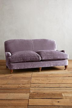 Find stylish seating with our modern collection of sofas, couches, and settees. Find the velvet, linen or leather sofa to inspire your home decor. Concrete Furniture, Sofa Furniture, Furniture Design, Anthropologie Sofa, Sofa Design, Interior Design, Green Sofa, Pink Sofa, Cushions On Sofa