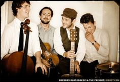Gregory Alan Isakov and The Freight.