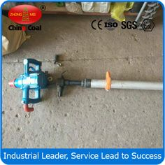 chinacoal03 Air Coal Drill Keyword:handheld air coal drill; coal drill Product Introduction ZQS pneumatic handheld wind coal drill (pneumatic drill coal), to pressure the wind as the power of pneumatic tools. The pneumatic drill in shape structure includes other coal drill on the advantages of the drill