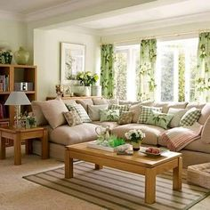 Living Room Wohnzimmer Ideen, Wohn Schlafzimmer, Wohn Esszimmer, Wohnzimmer  Braun, Schlafzimmer Farben