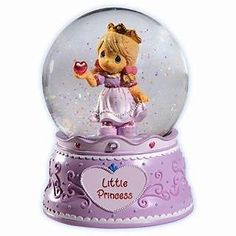 Image result for precious moments snow globes