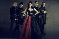 """Evanescence Release """"Hi-Lo"""" Video Featuring Lindsey Stirling"""
