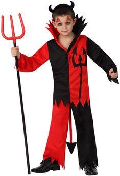 disfraz de diablo para nio disponible en