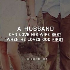 Can't stress this enough!!!  Like my mother stated after my divorce, a family that PRAYS together, stays together... they have been married 55 years! she is proud of my husband too:)
