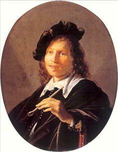 Portrait of a Man - Gerrit Dou