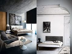 male bedroom inspiration