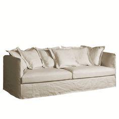 rismon abat jour bleu vert blanc housses de canap s toiles et housses. Black Bedroom Furniture Sets. Home Design Ideas