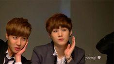 YoonSeok being cute (2)