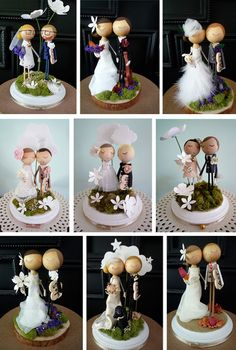 These cake toppers are amazing! I <3 them and will probably but one when the time comes!