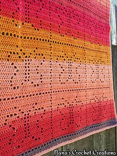 "Crochet Afghans Design Ravelry: Nana's ""Basking Butterflies"" Baby Blanket pattern by D Maunz - Crochet Afghans, Filet Crochet, Crochet Patterns Filet, Crochet Butterfly Pattern, Crochet Baby Blanket Free Pattern, Crochet For Beginners Blanket, Easy Crochet, Ravelry Crochet, Kids Crochet"