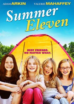Summer Eleven. Love this movie! its for gurls about the story of four different gurls getting through a summer together good times and bad. it is emotional but a good movie to watch with friends.