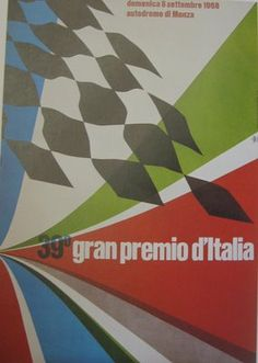 Grand Prix Formula 1 - I would love to have this poster!