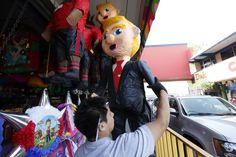 México no quiere trump a ganar la elección.