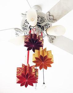 Chinese New Year Craft Ang Pow Lantern