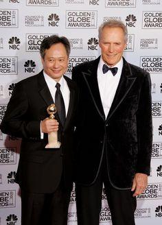 Clint Eastwood Photos - 63rd Annual Golden Globe Awards - Press Room - Zimbio