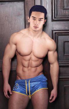 Asian man big dick