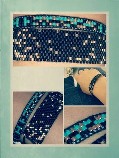 Myiuki delica beads boho bracelet
