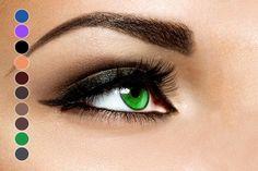 Most recent Trend Glamorous Search Eyes Kajal Suggestions Gold Eyeliner, Simple Eyeliner, How To Apply Eyeliner, Eye Makeup Tips, Eyeshadow Makeup, Beauty Makeup, Beauty Tips, Makeup Ideas, Drag Makeup