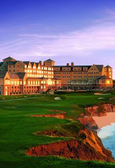 The Ritz-Carlton, Half Moon Bay. Luxurious Hotels in USA. Reserve your stay now via TripHobo Trip Planner!