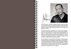 Holiday 2011 Look Book. Noel Crisostomo.