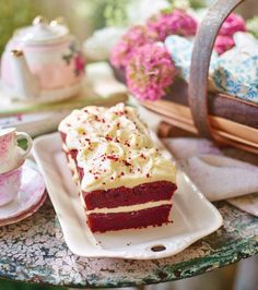 Cocoa meets beetroot in this cake, giving it earthiness and tang. Beetroot naturally gives the velvet cake its distinctive shade without the need for any food colouring.