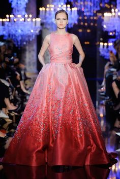 A classic collection of shimmery, chic and utterly romantic evening wear from Elie Saab http://uk.bazaar.com/1qKiTod
