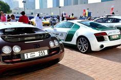 #dubaigrandparade #Bugatti #Veyron #Audi #R8 #DubaiPolice