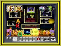 Игровой автомат голден планет